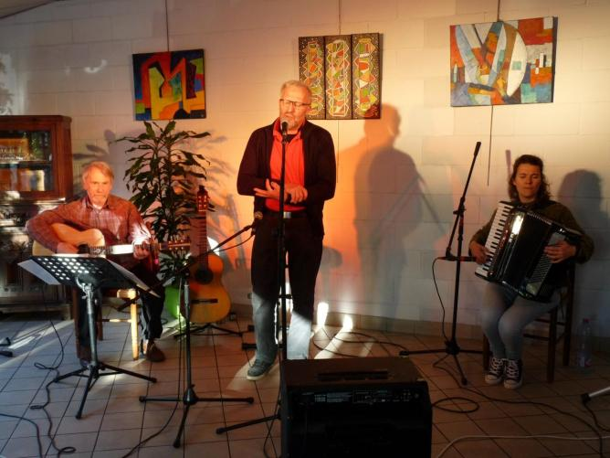 Concert à l'Interlude (Nantes)